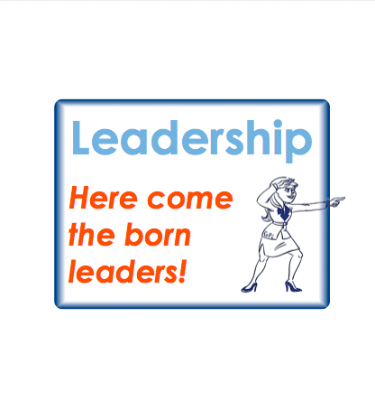 Leadership: Nurture vs. Nature