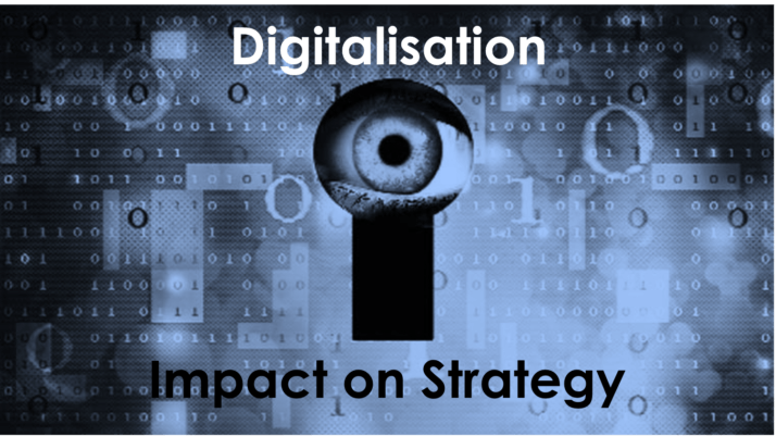 Digitalisation 2.1 – Impact on Strategy