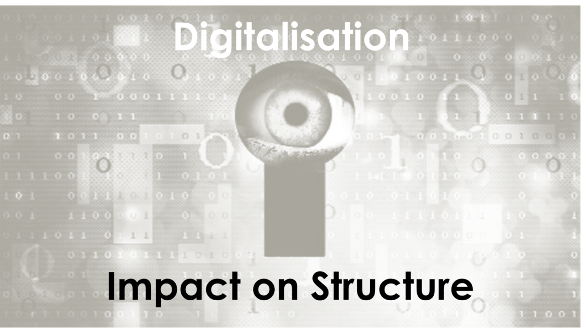 Digitalisation 2.2 – Impact on Organisational Structure
