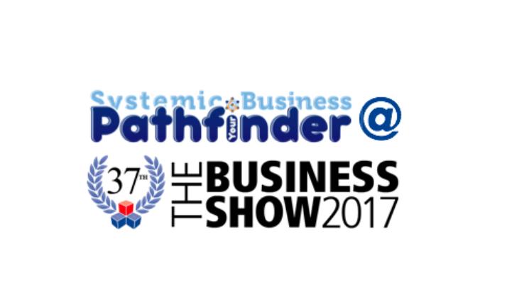 Pathfinder @ GPi Exhibiting @ Business Show @ Olympia, London