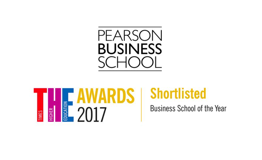 She Leads Change @ Pearson Business School