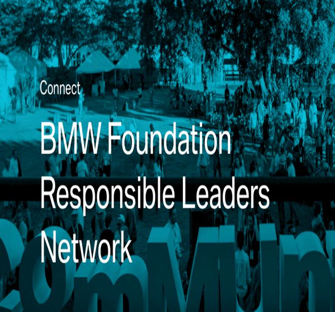 Rhys speaks @ BMW Responsible Leadership Forum